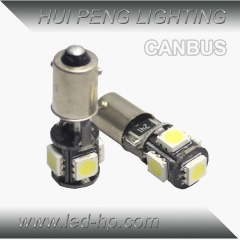 BA9S-5SMD-5050 CANBUS