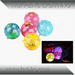 LED Elastic Ball