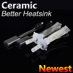 Newest Ceramic Car LED Headlight